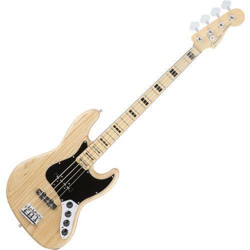 ltd 70s jazz bass mn nat limited edition marki Fender