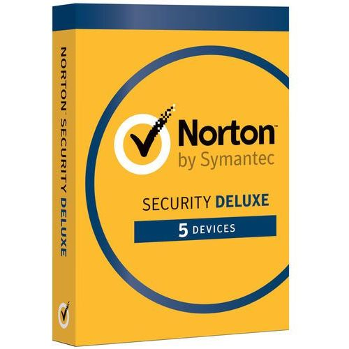 Oprogramowanie NORTON SECURITY DELUXE 3.0 PL 1 USER 5 DEVICES 12MO CARD MM (5397039339610)