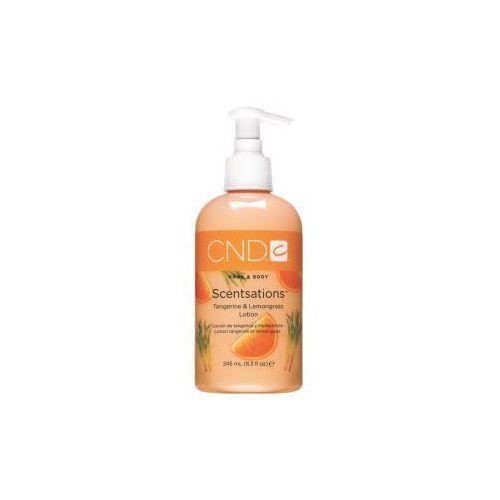 scentsations balsam mandarynka i trawa cytrynowa 245 ml marki Cnd