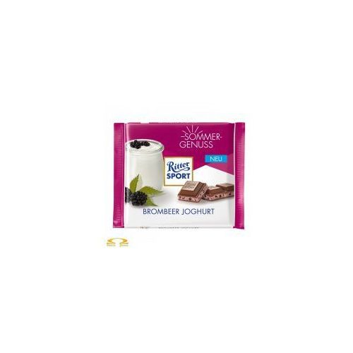 Czekolada Ritter Sport Brombeer Joghurt 100g, F702-52989