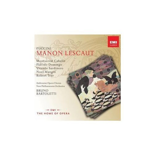 Warner music / emi Manon lescaut