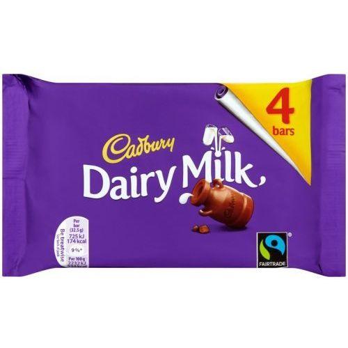 Cadbury Mleczne batoniki 130g