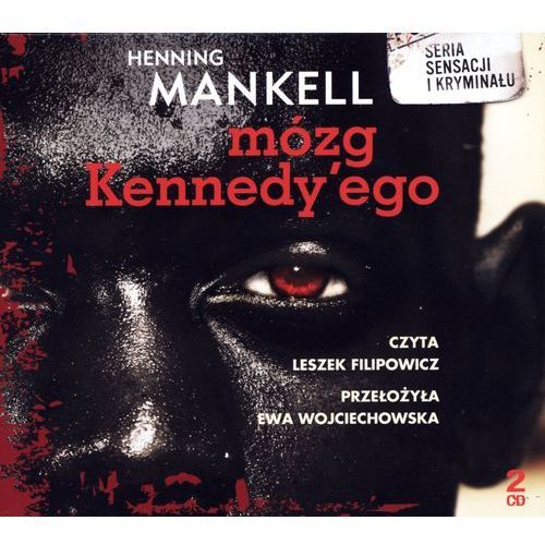 Mózg Kennedy`Ego. Książka Audio 2 Cd Mp3 (2013)