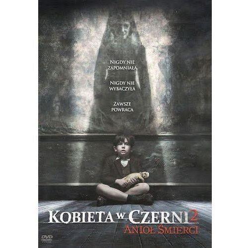 Kobieta w czerni 2 anioł śmierci [dvd] marki Best film