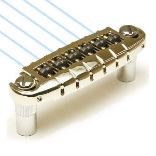 Graphtech ghost pn-8593-n0 - loaded resomax nw1, wraparound - nickel mostek do gitary