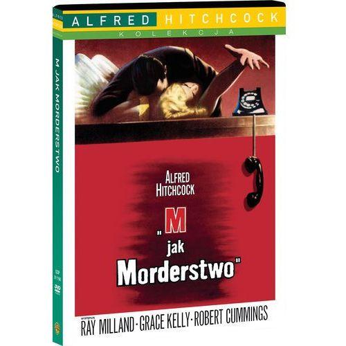Alfred hitchcock M jak morderstwo (kolekcja alfreda hitchcocka) (płyta dvd)
