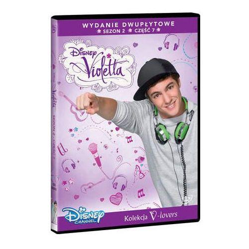 Violetta, sezon 2, część 7, odcinki 61-70 (2 dvd) marki Galapagos