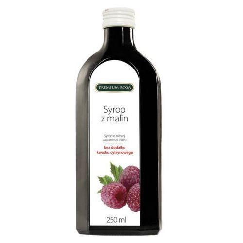 Syrop Polska Róża malinowy - - 315 ml (5902036001264)