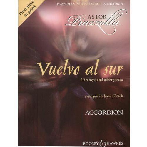 PWM Piazzolla Astor - Vuelvo al sur. 10 tang i innych utworów na akordeon