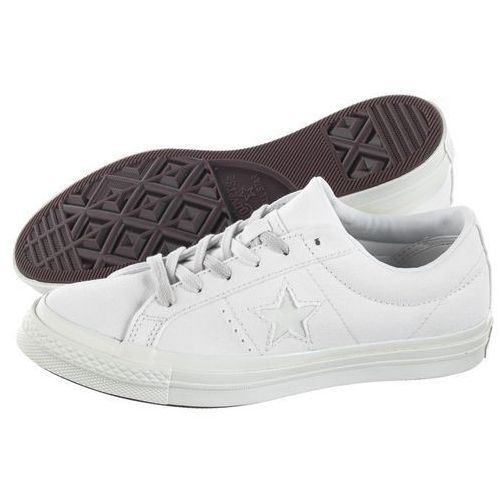 Buty Converse One Star OX White/Natural Ivory 564154C (CO380-a), w 6 rozmiarach