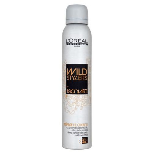 L'oréal professionnel tecni art wild stylers mineralny, pudrowy spray (wild mane effect, limited edition) 200 ml