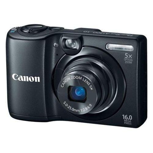 Canon PowerShot A810 [zoom optyczny 5x]