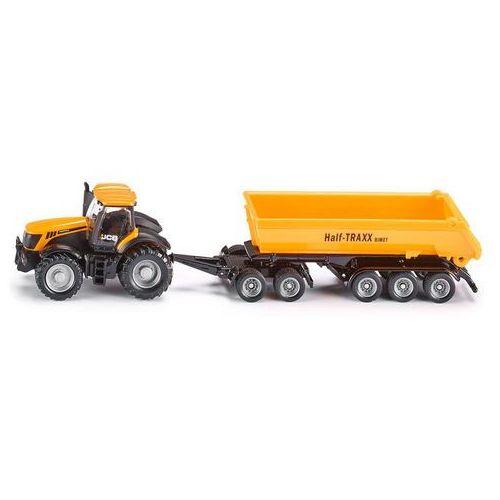 Zabawka SIKU Traktor z wózkiem i wywrotką