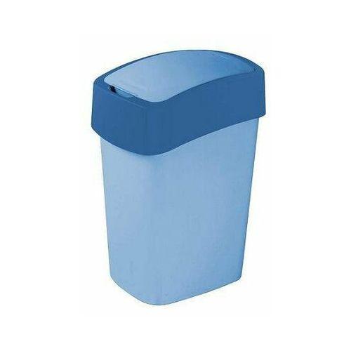 Kosz na śmieci Sorter na śmieci Flip Bin 50L dark.blue - produkt dostępny w twojekosze.pl