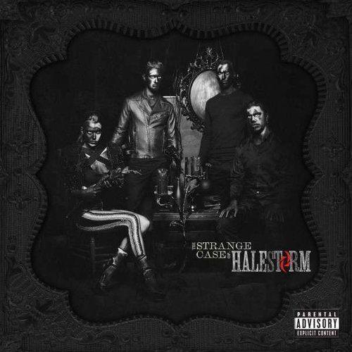 STRANGE CASE OF..,THE - Halestorm (Płyta CD) (0075678826238)