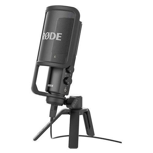 nt-usb usb microphone marki Røde
