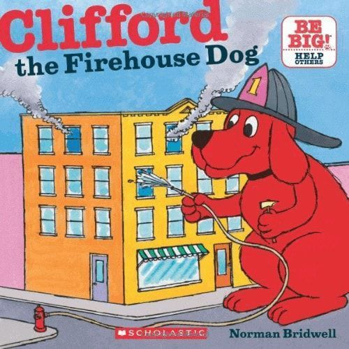 Clifford the Firehouse Dog, oprawa miękka