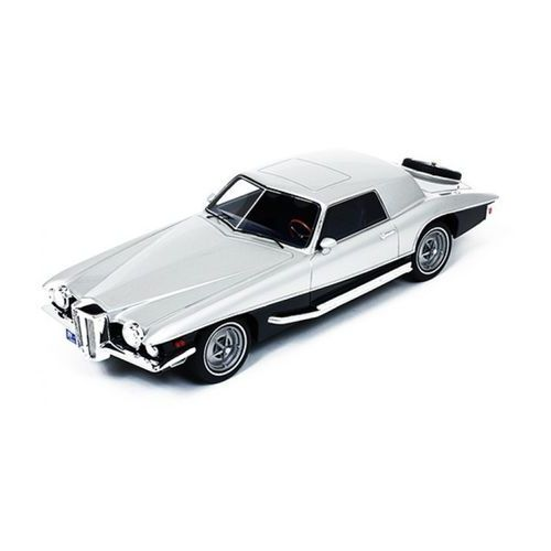 Stutz Blackhawk Coupe 1971 (silver/black) - PREMIUM X, 5_553232