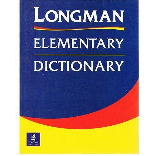 Longman Elementary Dictionary (9780582964051)