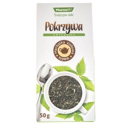 P_POZ Pokrzywa zwyczjna, herbata, 50 g DARMOWA DOSTAWA od 39,99zł do 2kg! (5902811232364)