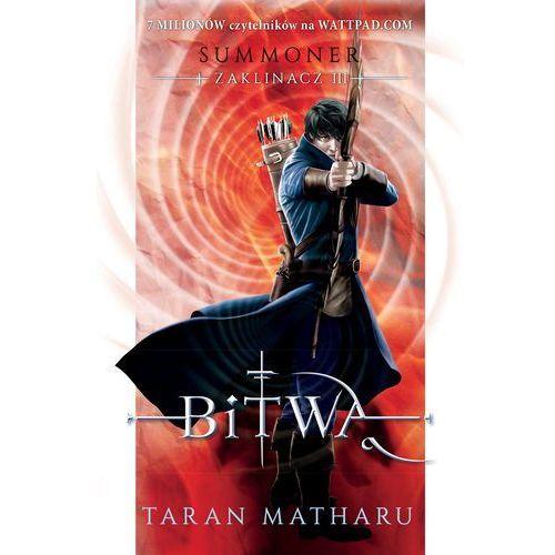 Bitwa Summoner. Zaklinacz - TARAN MATHARU DARMOWA DOSTAWA KIOSK RUCHU (9788376866154)