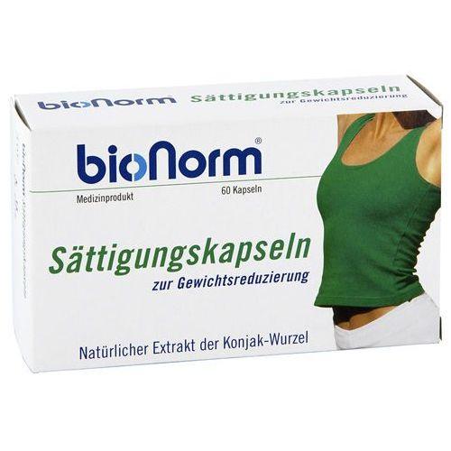 Bionorm kapsułki nasycające 60 szt. z kategorii Odżywki zwiększające masę