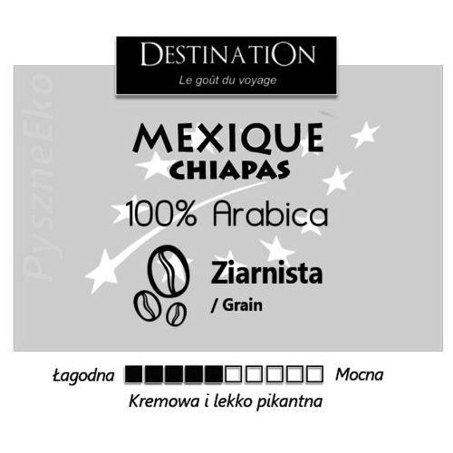 Kawa Destination 100% Arabica Meksyk Ziarnista 250g (3700112016032)