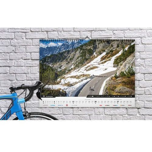 Kalendarz rowerowy A2 The Climb - 2019