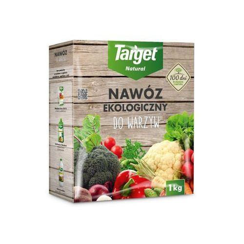 Nawóz do warzyw EKOLOGICZNY 1 kg TARGET NATURAL