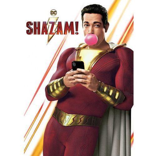 SHAZAM! (Płyta DVD) (7321930352223)