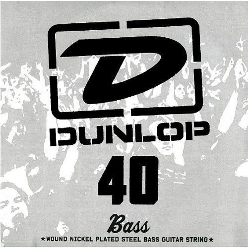 Dunlop single string bass nps 040, struna pojedyncza