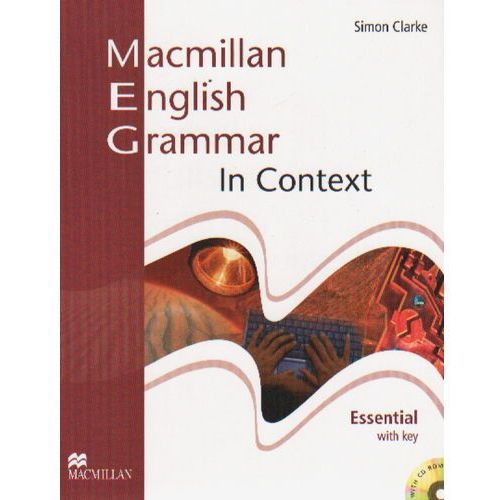 Macmillan English - Grammar In Context Essential Student's Book with Key & CD-ROM (2008)