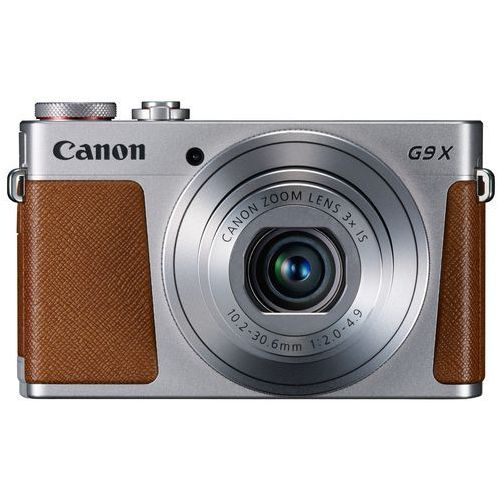 Canon PowerShot G9X [zasilanie: akumulator]