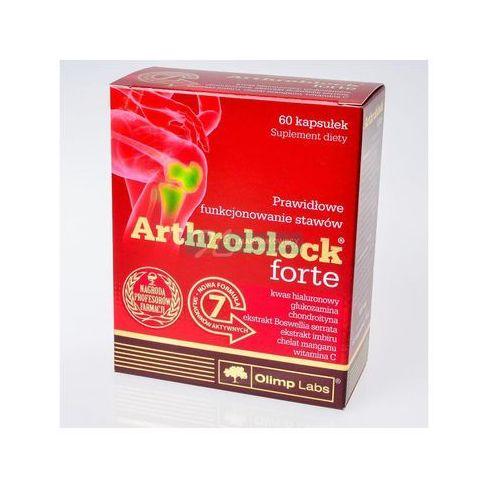 Olimp Arthroblock Forte kaps. - 60 kaps. (kapsułki)