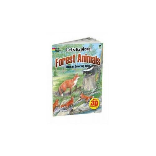 Let's Explore! Forest Animals Let's Explore! Forest Animals (9780486478944)