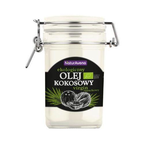 400ml olej kokosowy nierafinowany virgin bio marki Naturavena