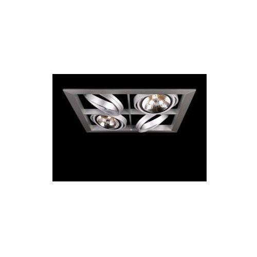 CHORS OPT-R4K-W-C01 Optique R4K Oprawa podtynkowa 4x50W, Chors