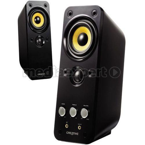 Głośniki komputerowe Creative GigaWorks T20 II (51MF1610AA000) Darmowy odbiór w 15 miastach! - produkt z kategorii- Głośniki komputerowe