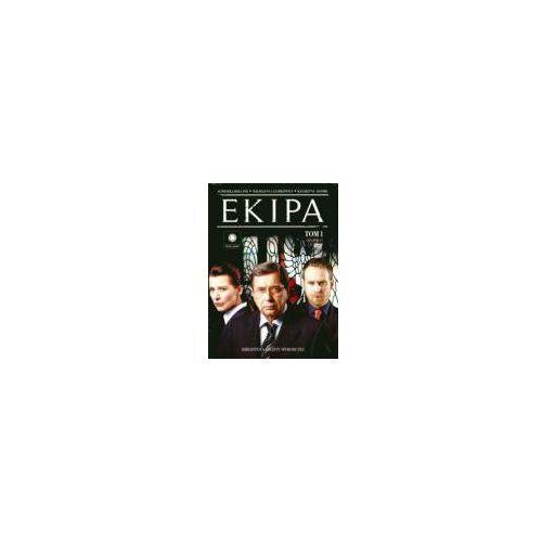 Ekipa. Tom 1 (książka + DVD) (9788375520705)