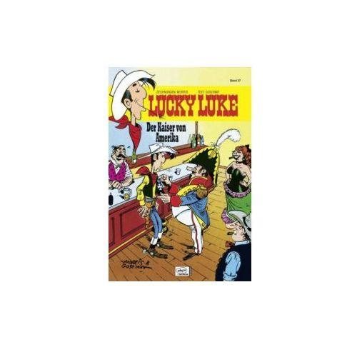 Lucky Luke - Der Kaiser von Amerika (9783770438136)