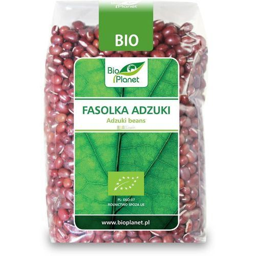 Bio Planet: fasolka adzuki BIO - 400 g, 5907814660602