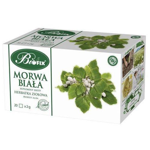 Bifix Herbata biofix a20 ziołowa biała morwa (5901483081034)