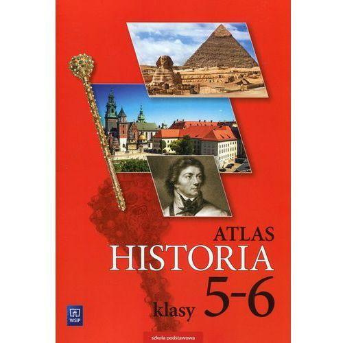 Atlas. Historia. Klasa 5-6. Szkoła podstawowa Praca zbiorowa (9788302174612)