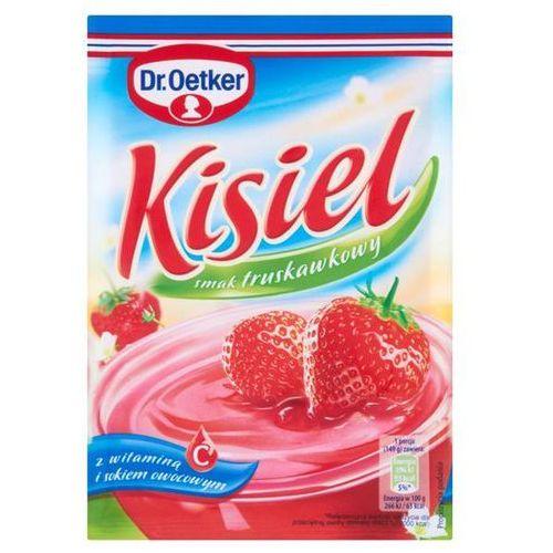 Kisiel smak truskawkowy 38 g Dr. Oetker (5900437033839)