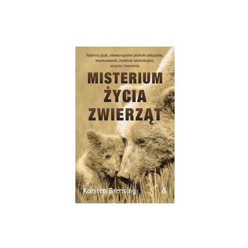 Misterium życia zwierząt. darmowy odbiór w niemal 100 księgarniach! marki Brensing