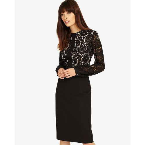 eviana lace sleeve dress marki Phase eight