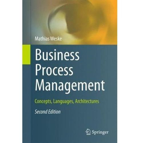 Business Process Management (9783642286155)