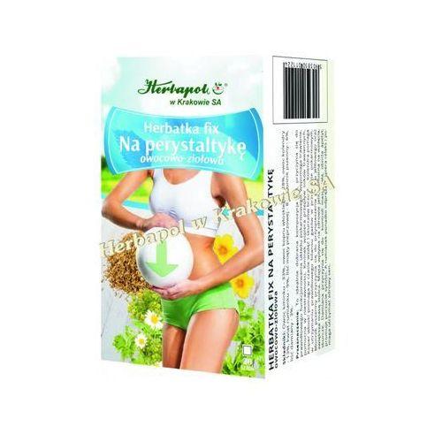 Herbatka fix na perystaltykę marki Herbapol