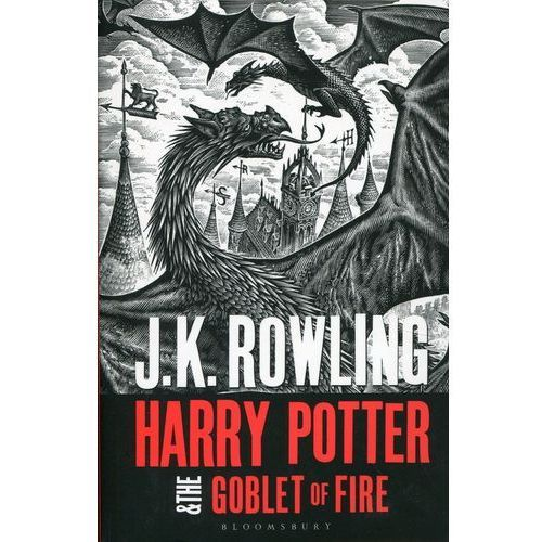 Harry Potter and the Goblet of Fire, Bloomsbury