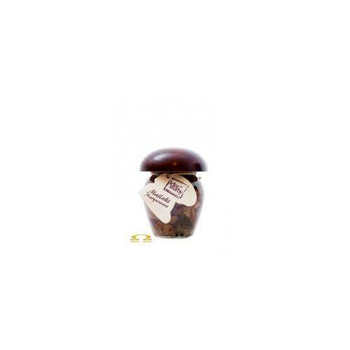 Grzyby maślaki marynowane marki Leśne skarby